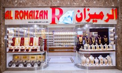 Al Romaizan Gold & Jewellery LLC-Auh Branch